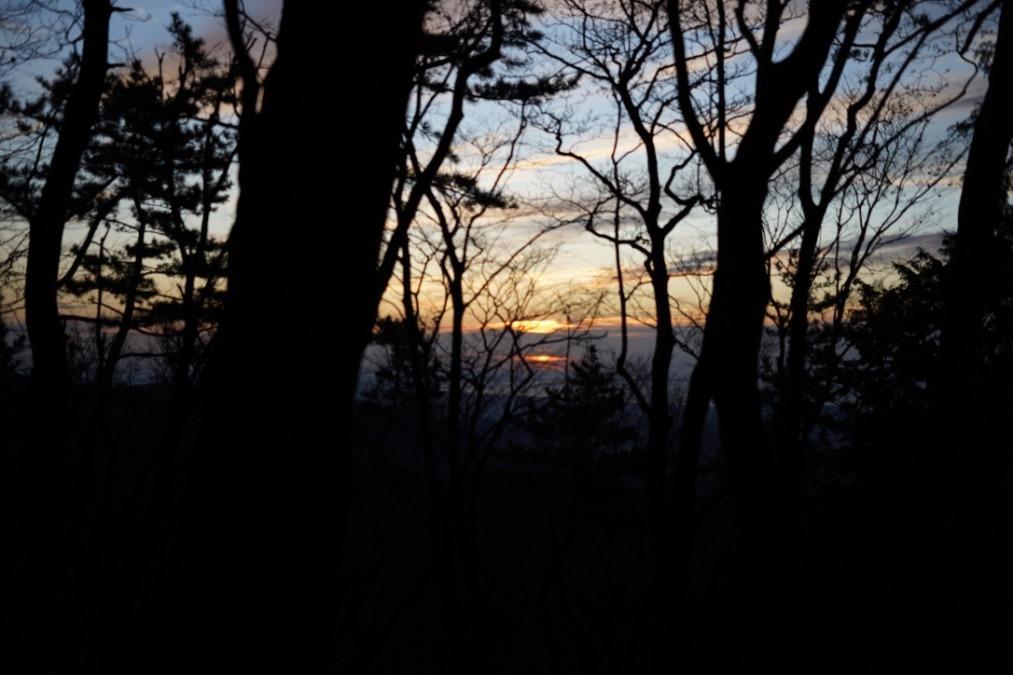塔の岳〜丹沢山縦走 キャンプ登山