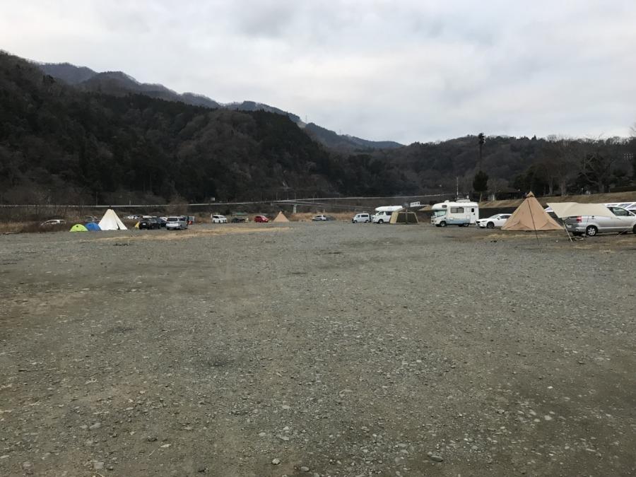 神奈川の無料キャンプ場!愛川町田代運動公園!