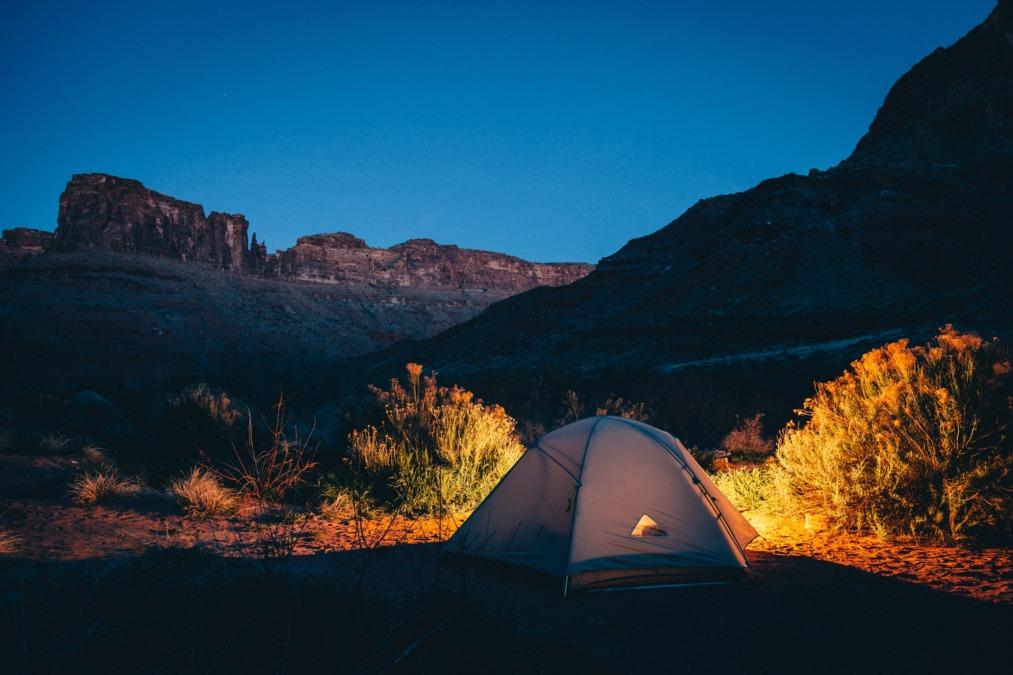 キャンプをやってみたい!冬キャンプの道具っていくらくらいで揃うの?おすすめフルセットを作ってみた!