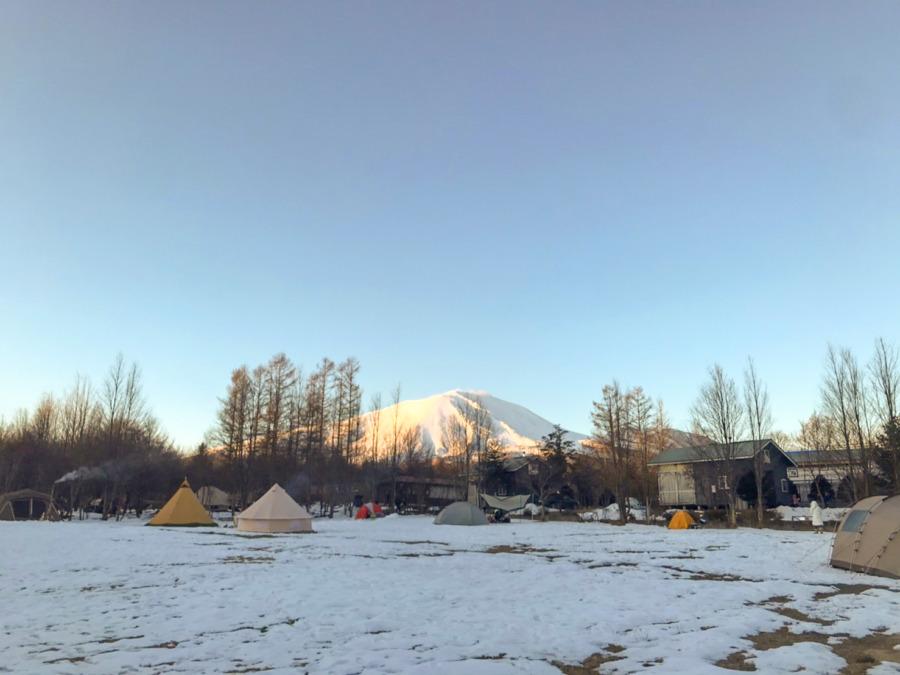 北軽井沢のSweetGrassキャンプ場に行ってきたよ!初めての雪上キャンプにもおすすめキャンプ場レビュー!