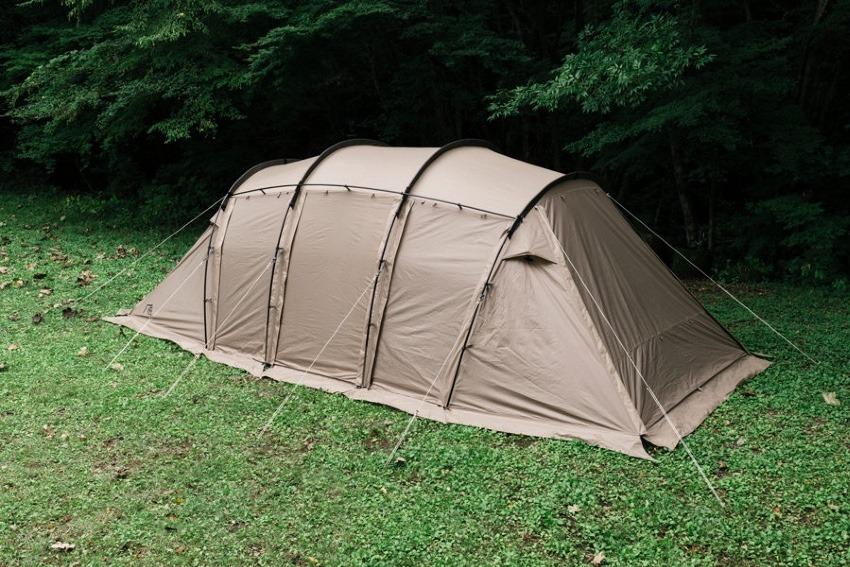 ノルディスクレイサ6に似ていて半額で買えるサバティカルの新作テントが発売!