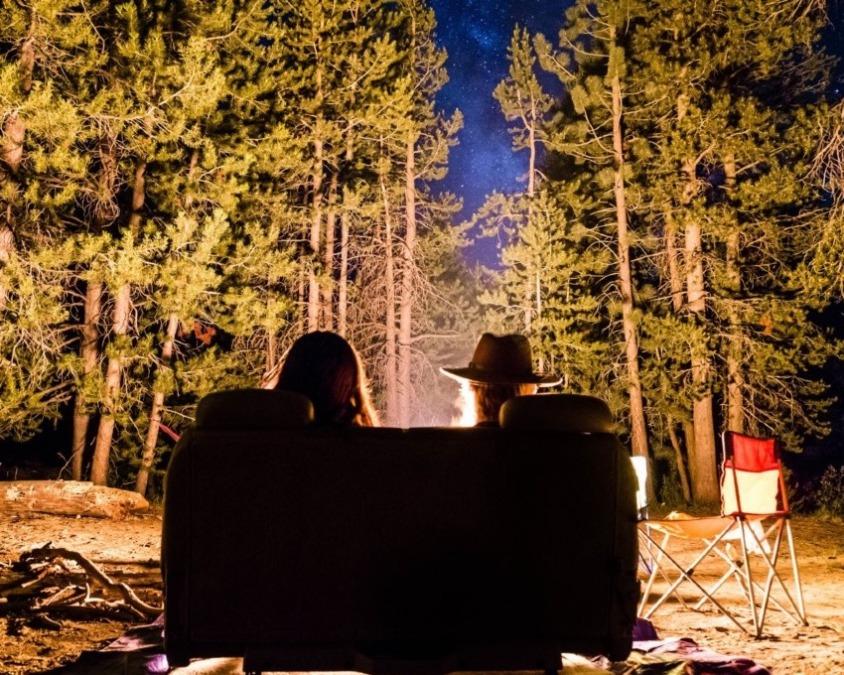 【初心者】夫婦キャンプの過ごし方、2人でもキャンプは楽しい!