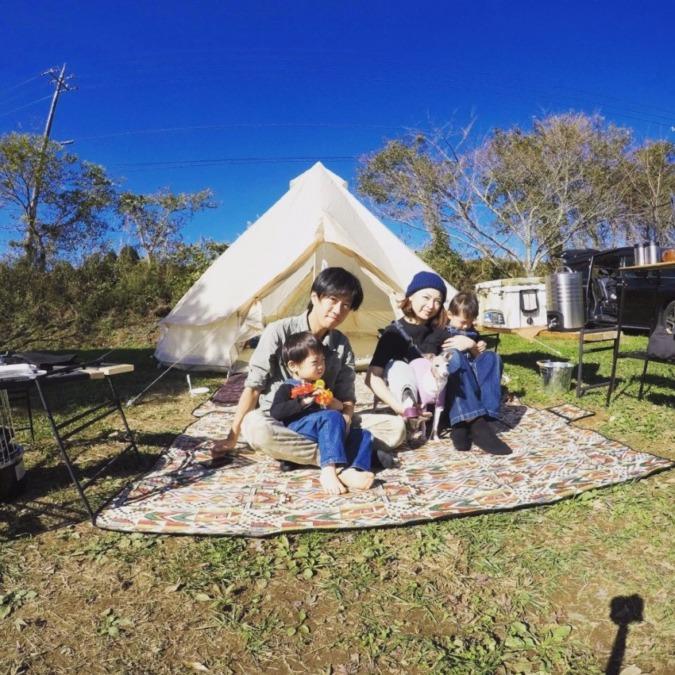 初めての子連れキャンプ!テントって何を買えばいいの!?