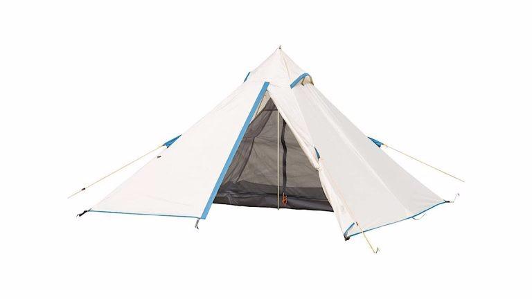 【キャンプ】初心者にはワンポールテントが最適【理由を解説】