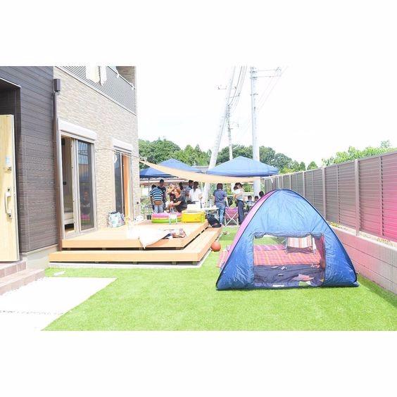 最も手軽なキャンプ!庭キャンの魅力!『キャンプ初心者必見』