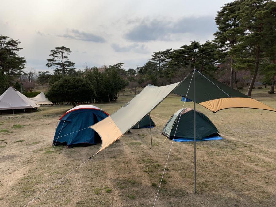 キャンプ場レビューその4!~神石高原ティアガルテン(広島県)~